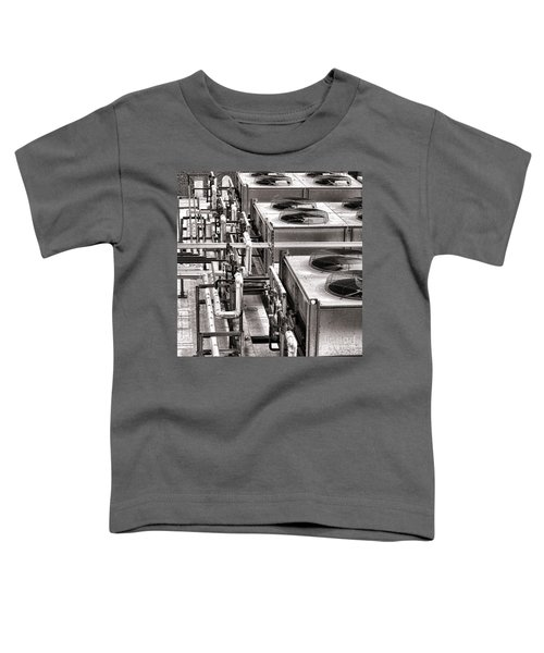 Cooling Force Toddler T-Shirt