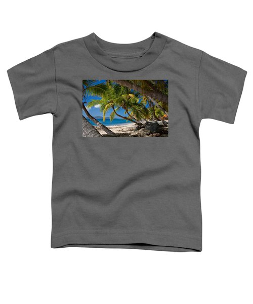 Cooper Island Toddler T-Shirt