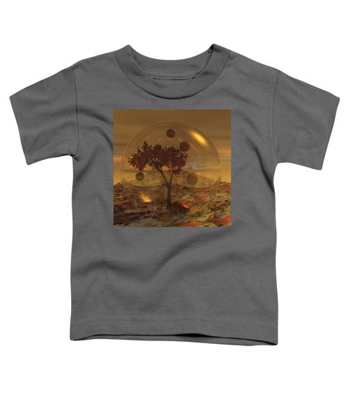 Copper Terrarium Toddler T-Shirt
