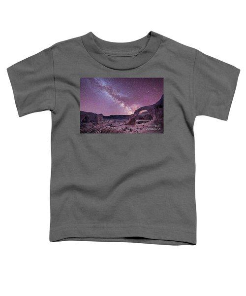 Corona Arch Milky Way Toddler T-Shirt