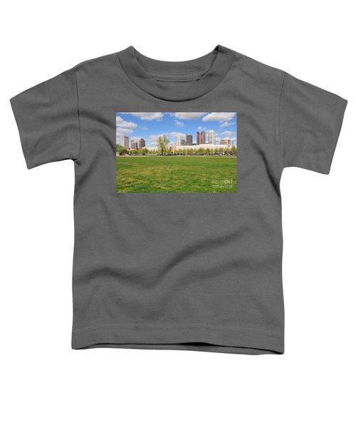D7l-89 Cosi Columbus Photo Toddler T-Shirt