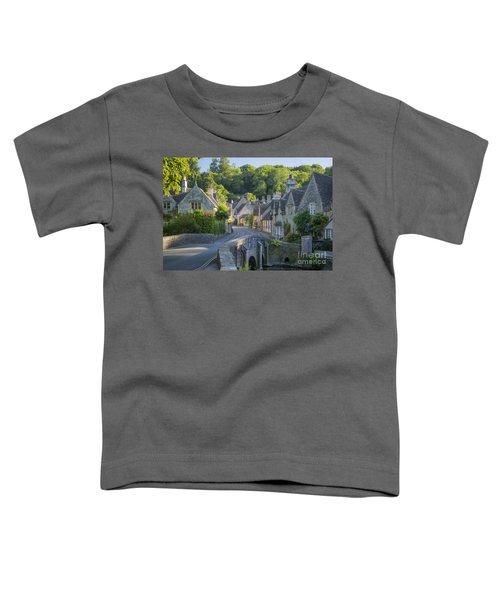 Cotswold Village Toddler T-Shirt