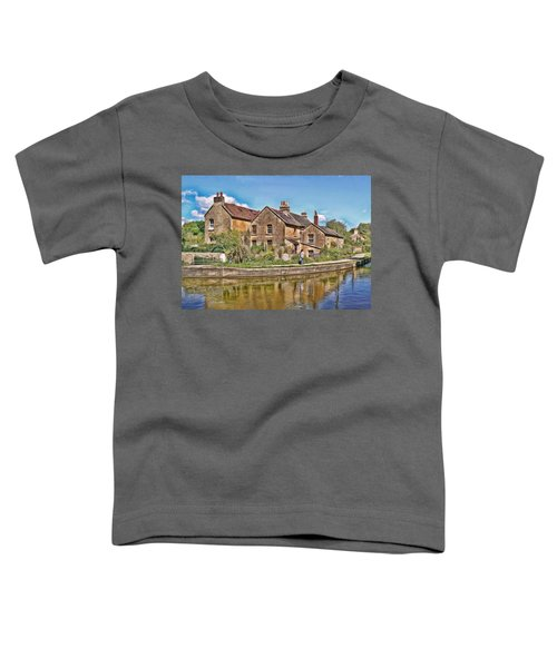 Cottages At Avoncliff Toddler T-Shirt