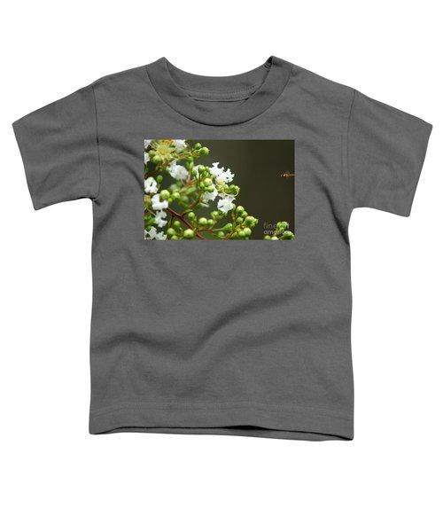 Crape Myrtle Toddler T-Shirt