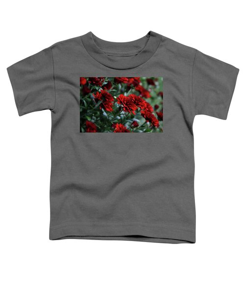 Crimson And Clover Toddler T-Shirt