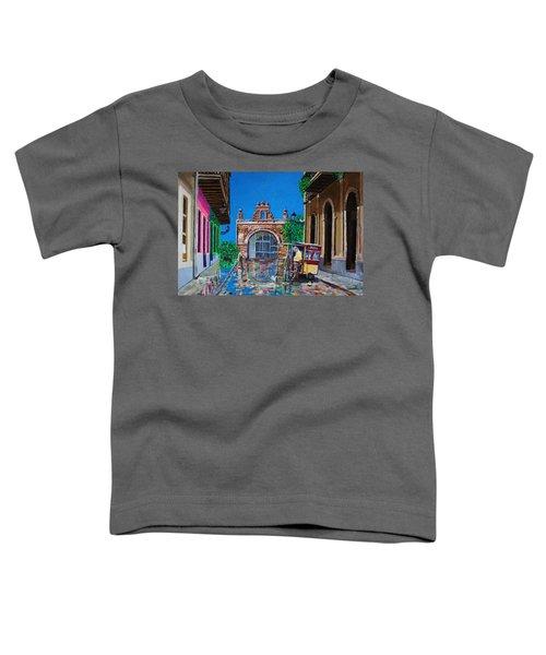 Capilla De Cristo - Old San Juan Toddler T-Shirt