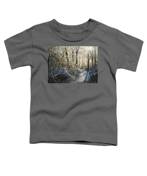 Crystal Path Toddler T-Shirt