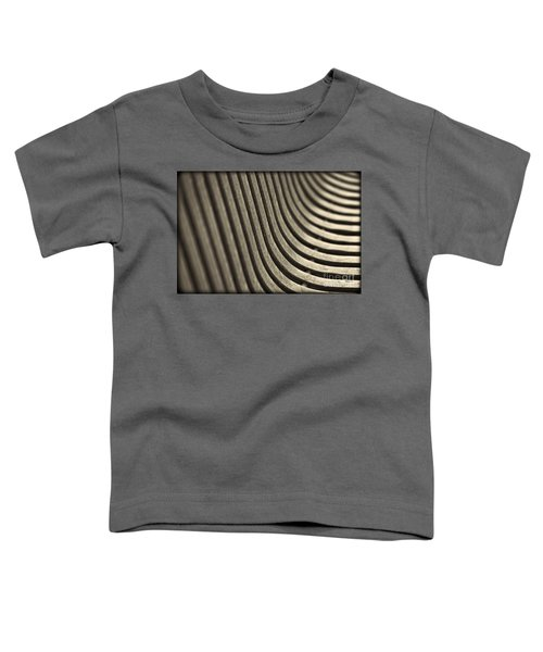 Curves I. Toddler T-Shirt by Clare Bambers