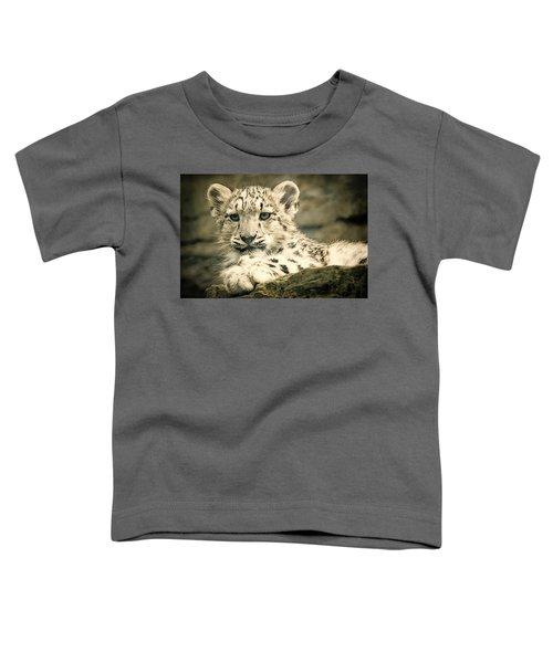 Cute Snow Cub Toddler T-Shirt