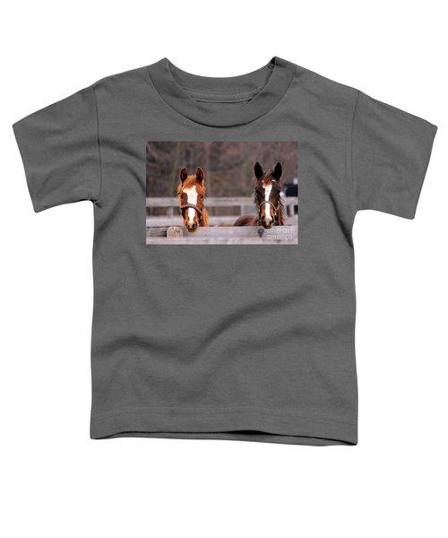 Cute Yearlings Toddler T-Shirt