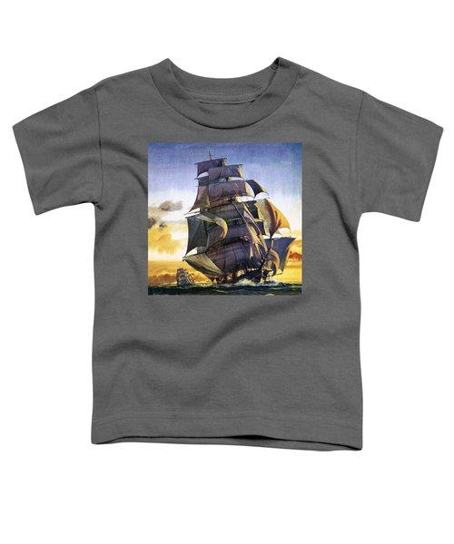 Cutty Sark Toddler T-Shirt