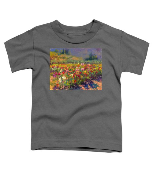 Dahlia Row Toddler T-Shirt