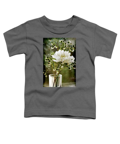 Daisy Mum  3 Toddler T-Shirt