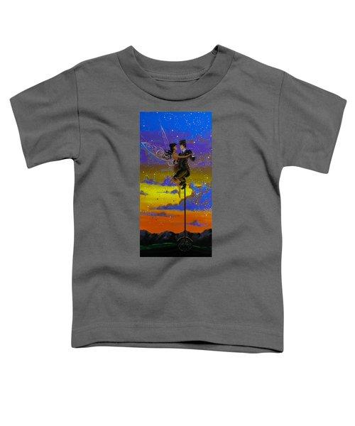 Dance Enchanted Toddler T-Shirt