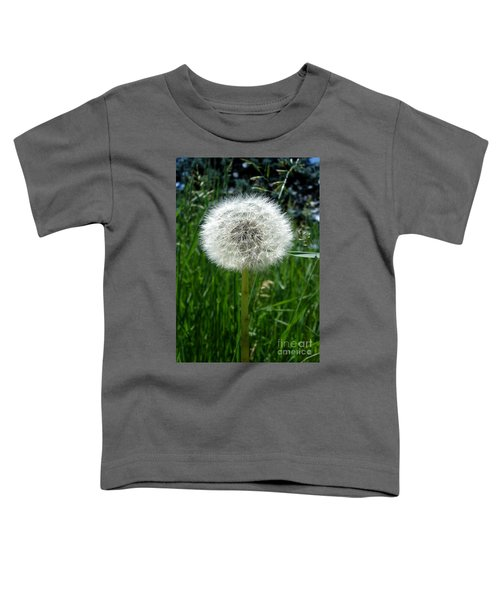 Dandelion Fluff Toddler T-Shirt
