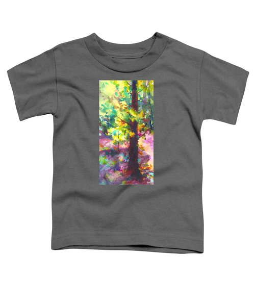 Dappled - Light Through Tree Canopy Toddler T-Shirt