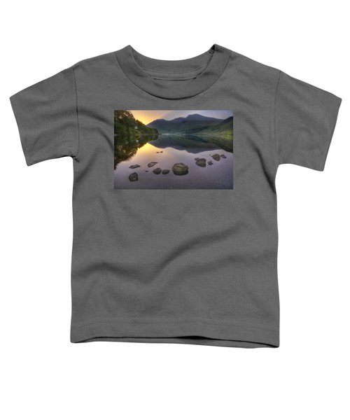 Dawn Of A New Day Toddler T-Shirt