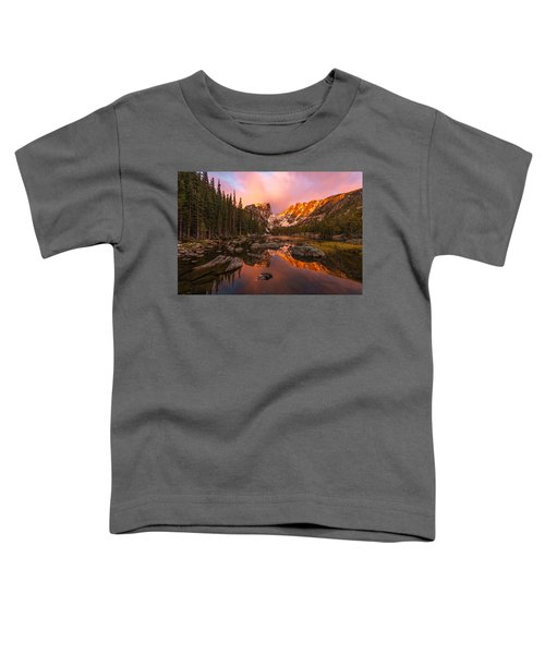 Dawn Of Dreams Toddler T-Shirt