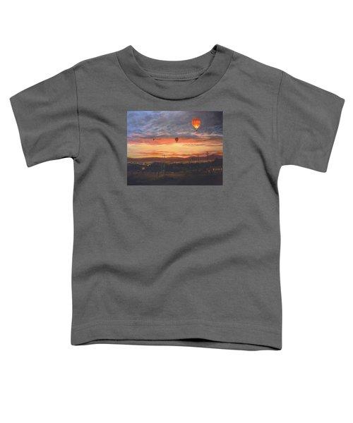 Dawn Patrol Toddler T-Shirt