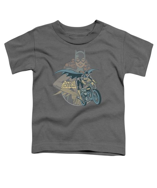 Dc - Batgirl Biker Toddler T-Shirt