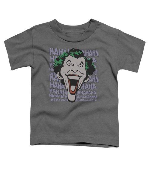 Dc - Dastardly Merriment Toddler T-Shirt
