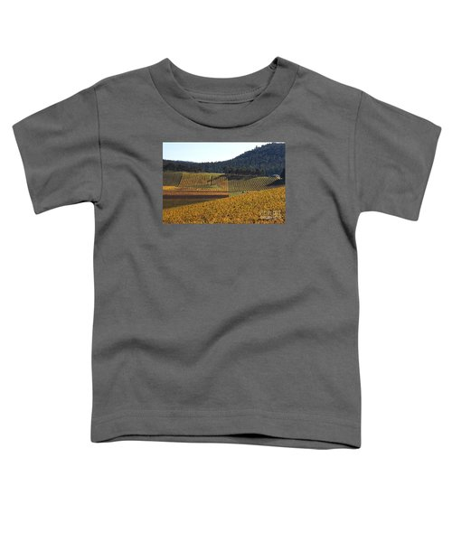 golden vines-Victoria-Australia Toddler T-Shirt