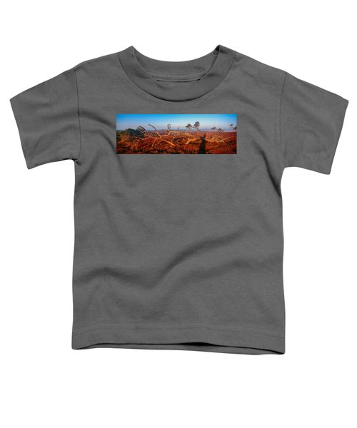 Dead Trees, Southern Uplands Toddler T-Shirt