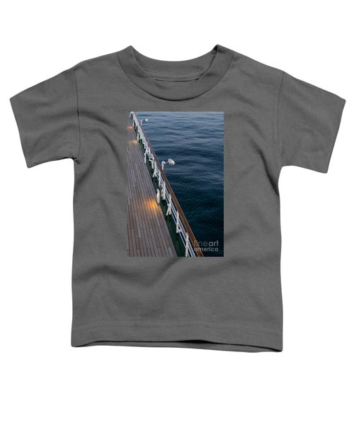 Deck Sea Toddler T-Shirt
