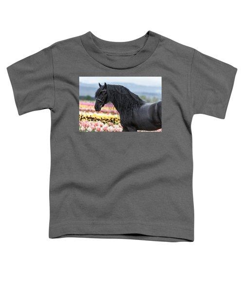 Deep In The Fields Toddler T-Shirt