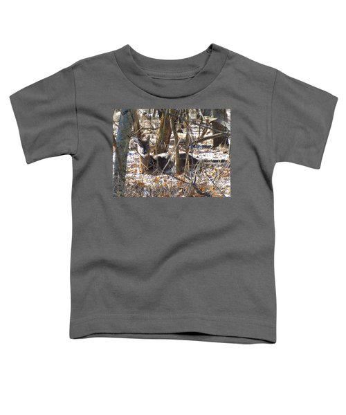 Deer Impressions Toddler T-Shirt