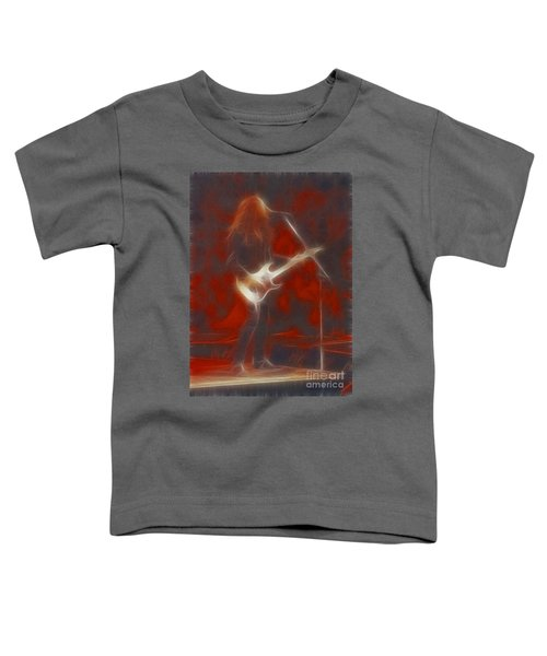 Deflep-adrenalize-vivian-ge11-fractal Toddler T-Shirt by Gary Gingrich Galleries