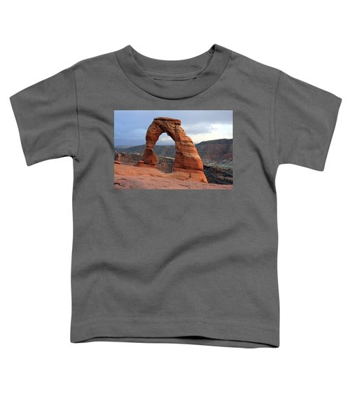 Delicate Arch - Arches National Park - Utah Toddler T-Shirt