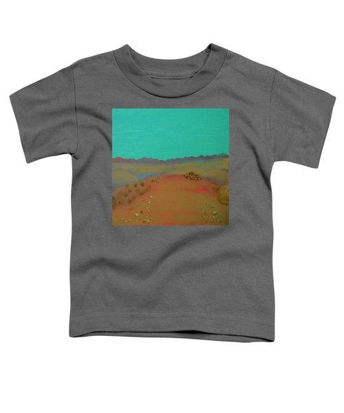 Desert Overlook Toddler T-Shirt