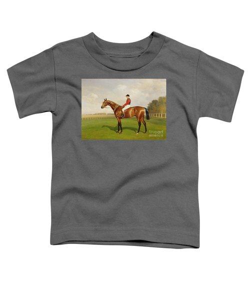 Diamond Jubilee Winner Of The 1900 Derby Toddler T-Shirt