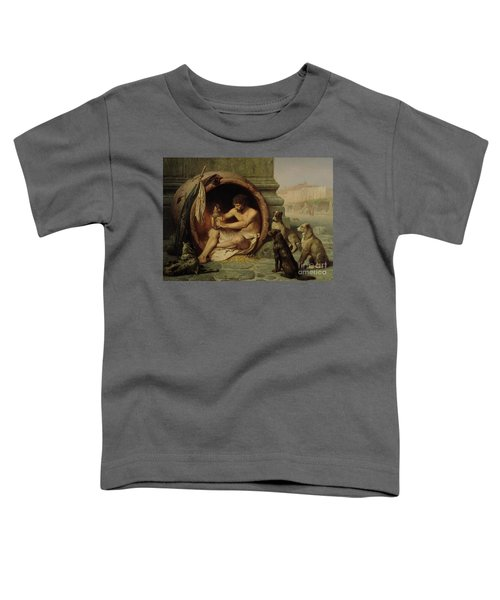 Diogenes Toddler T-Shirt