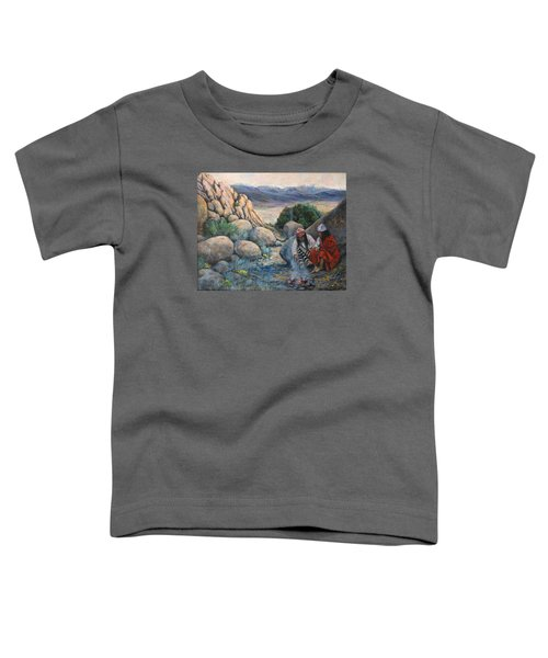Discussion Toddler T-Shirt