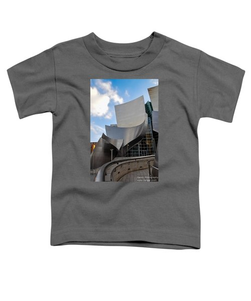 Disney Hall Toddler T-Shirt