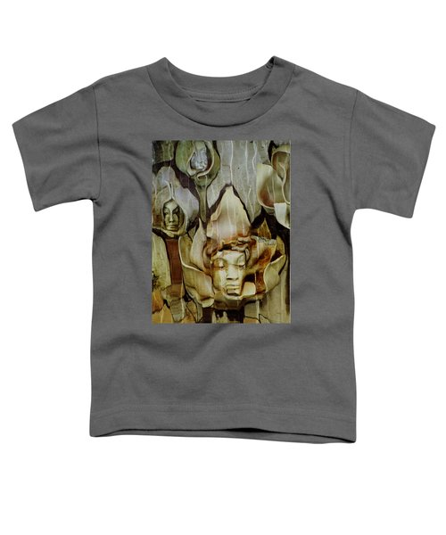 Distortion Toddler T-Shirt