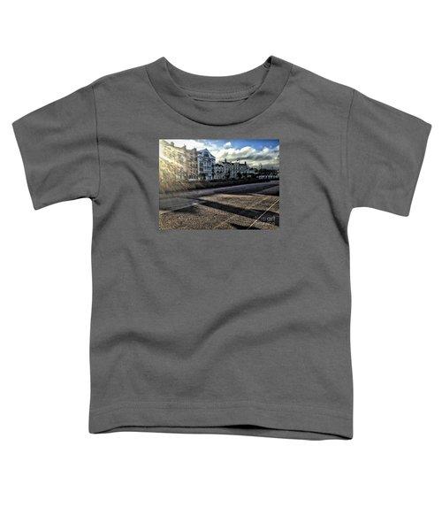 Douglas Sunset Toddler T-Shirt