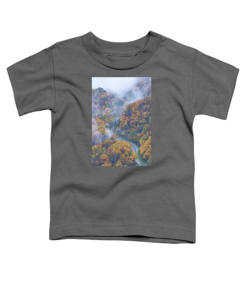 Down Below Toddler T-Shirt