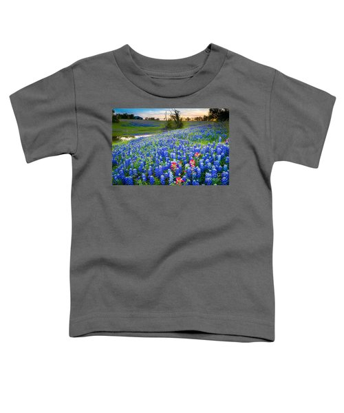 Down By The Pond Toddler T-Shirt