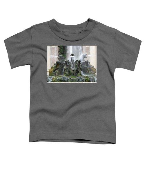 Dragon Fountain Toddler T-Shirt