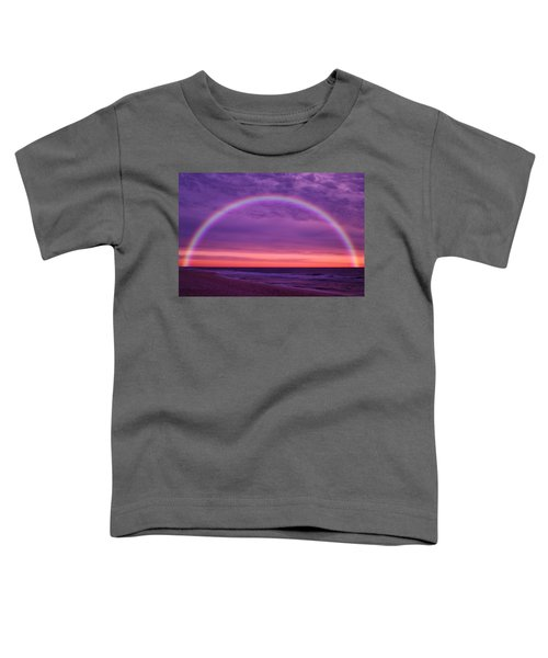 Dream Along The Ocean Toddler T-Shirt