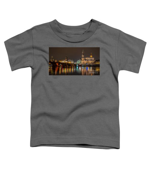 Dresden By Night Toddler T-Shirt