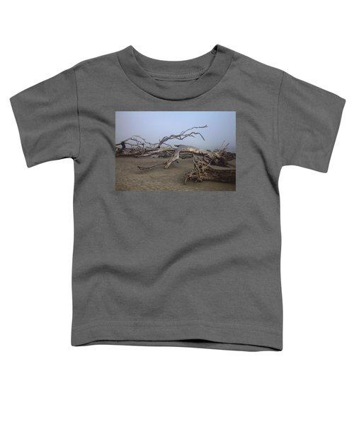 Driftwood Trees On Jekyll Island Toddler T-Shirt