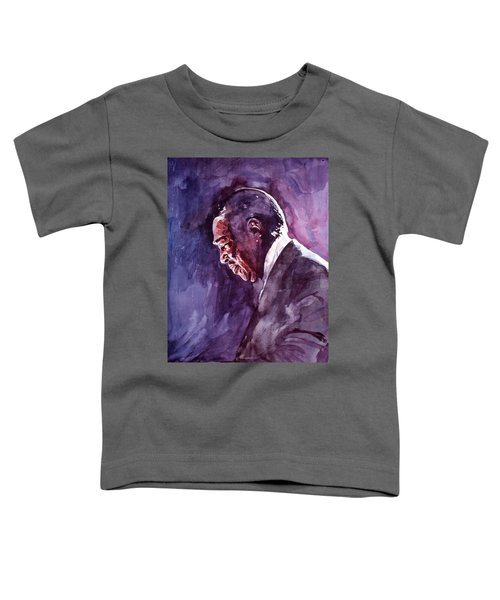 Duke Ellington Mood Indigo Sounds Toddler T-Shirt