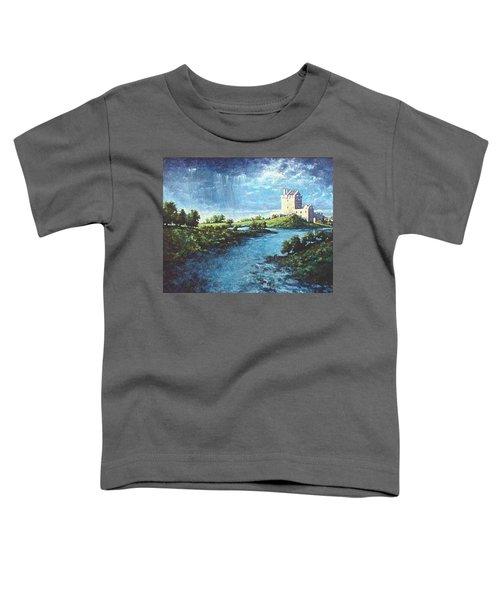 Dungaire Castle Toddler T-Shirt