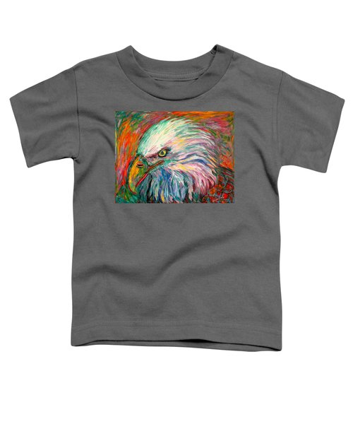 Eagle Fire Toddler T-Shirt