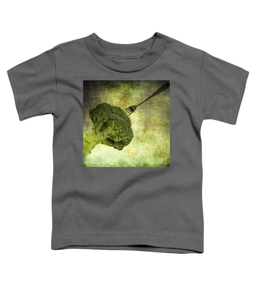 Eat Your Broccoli Toddler T-Shirt