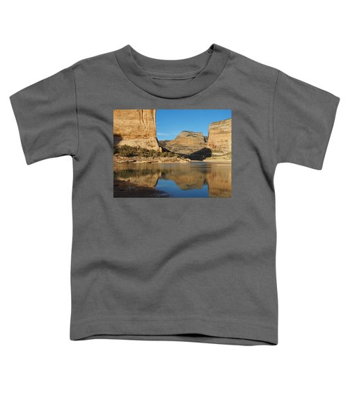 Echo Park In Dinosaur National Monument Toddler T-Shirt